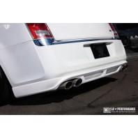 Liberty Walk Performance Chrysler 300C 2011~up (Rear Half Spoiler)