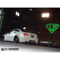 Liberty Walk Performance BMW M3 E92 Ver I Rear Wing