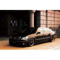 Aimgain Euro Edition aero kit (4 piece) for 04-06 Lexus LS430