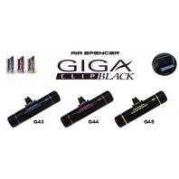Giga Black Clip - Marine squash