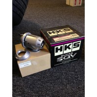 HKS Sequential Blow Off Valve 71004-AK001 in Silver Color  **UNIVERSAL**
