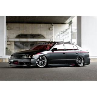 "K-Break Platinum ""TYPE-V"" 3 piece aero kit for Lexus GS 98-05"