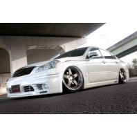 "K-Break Platinum ""TYPE-S"" 3 piece aero kit for Infiniti M35/45 06-08"