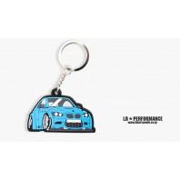 LB BMW M3 Keychain (Blue color)