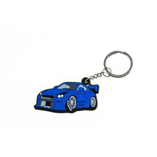 LB Nissan GTR Keychain (Blue color)