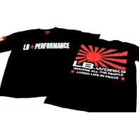 LB US Exclusive T-Shirt - Black (Large)