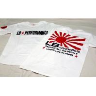 LB US Exclusive T-Shirt - White (Large)
