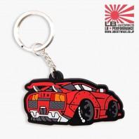 LB Lamborghini Keychain (Red color)