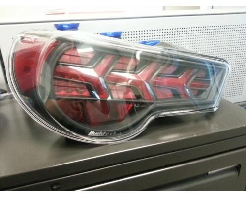 Buddy Club Rear Led Tail Light For Scion Fr S Subaru Brz
