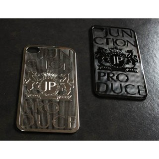 Junction Produce iPhone 4/4s case cover *Chrome*