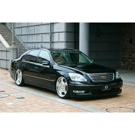 Aimgain Premium Front Lip For 04-06 Lexus LS430